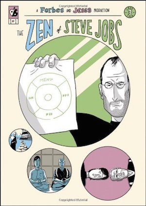 The Zen Of Steve Jobs Book Cover